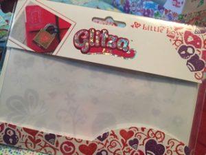 kids craft glitter art glitza4