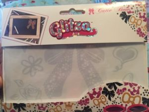 kids craft glitter art glitza5
